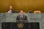 Vuk Jeremic, President of 67th UN General Assembly